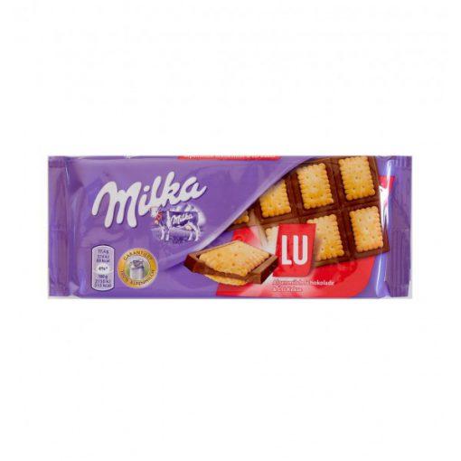 شکلات میلکا