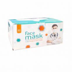 ماسک-سه-لایه